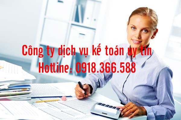 công ty dịch vụ kế toán uy tín