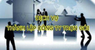 Dịch vụ thành lập công ty tại quận Gò Vấp
