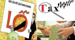 truy thu thuế